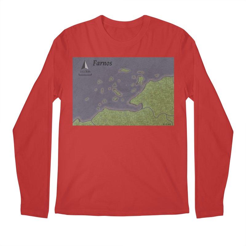 Farnos Men's Regular Longsleeve T-Shirt by wchwriter's Artist Shop
