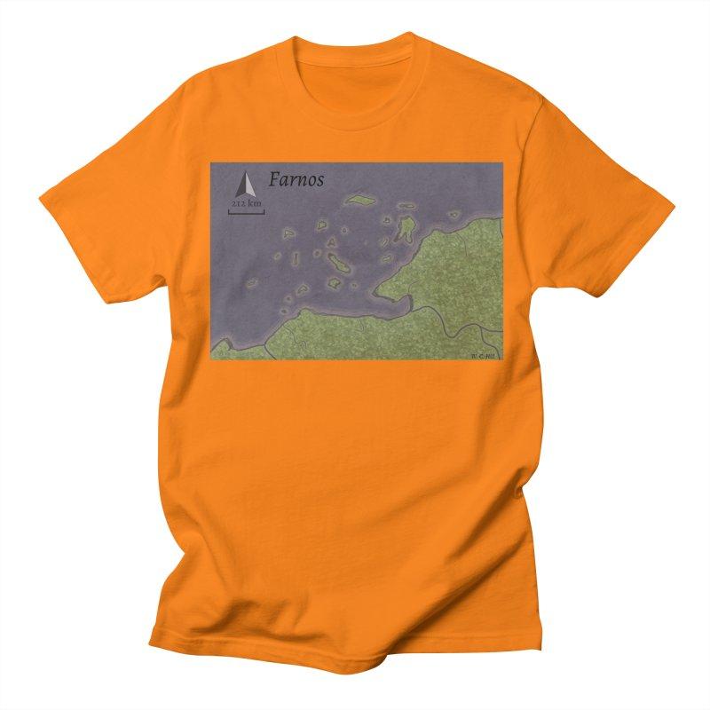 Farnos Men's Regular T-Shirt by wchwriter's Artist Shop