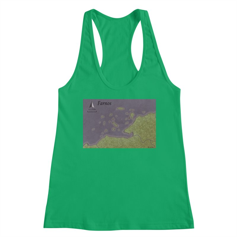 Farnos Women's Tank by wchwriter's Artist Shop