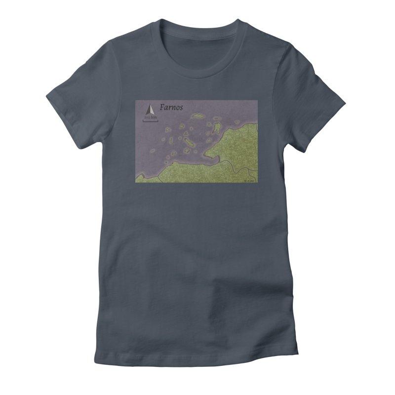 Farnos Women's T-Shirt by wchwriter's Artist Shop