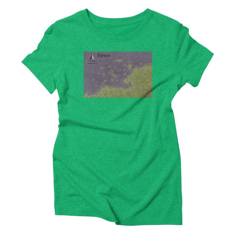 Farnos Women's Triblend T-Shirt by wchwriter's Artist Shop