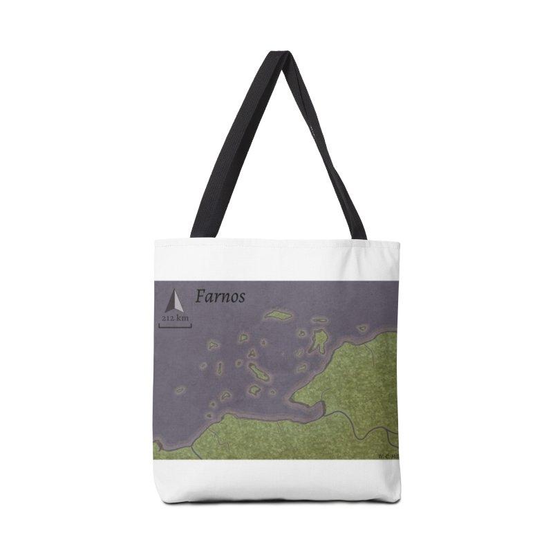 Farnos Accessories Bag by wchwriter's Artist Shop
