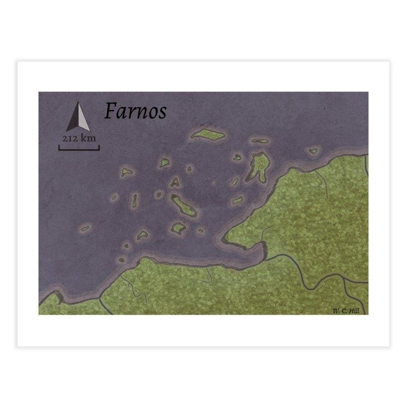 Farnos Home Fine Art Print by wchwriter's Artist Shop