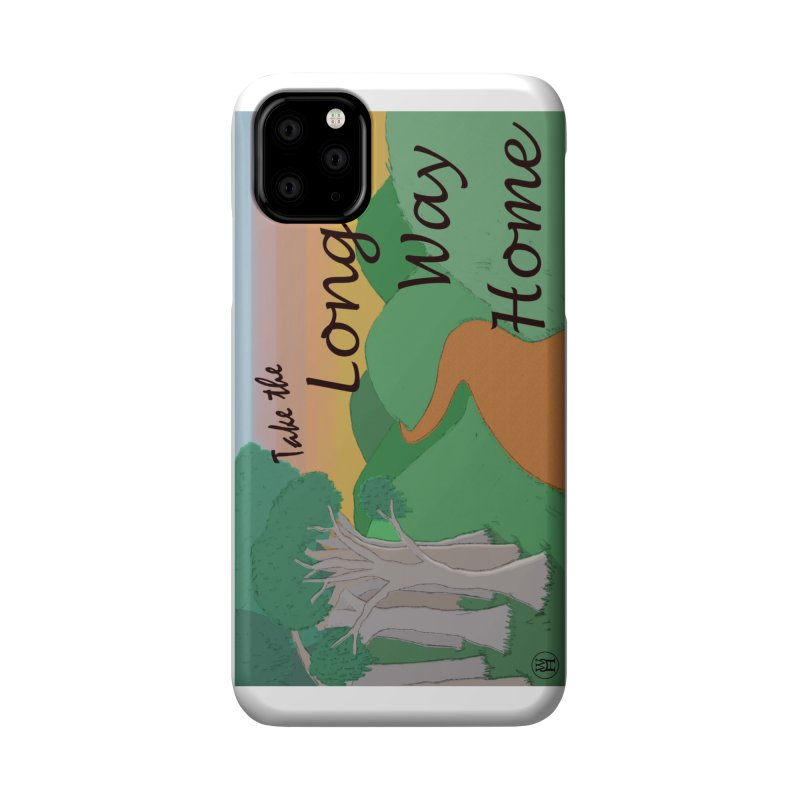 Take the Long Way Home Accessories Phone Case by wchwriter's Artist Shop