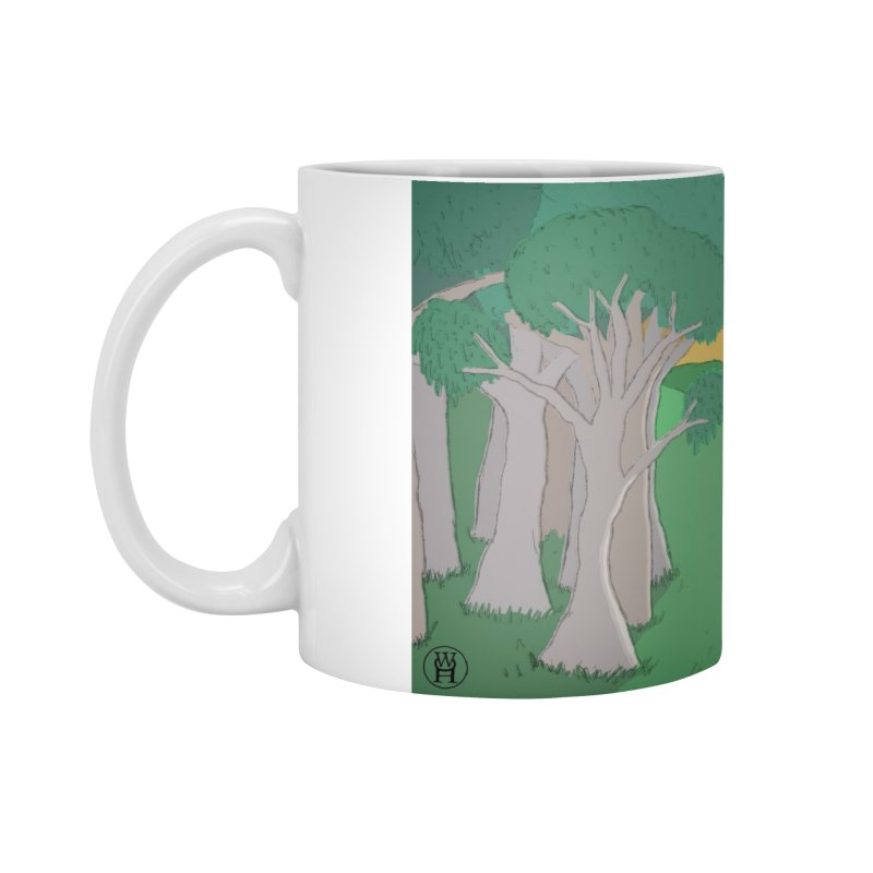 Take the Long Way Home Accessories Standard Mug by wchwriter's Artist Shop