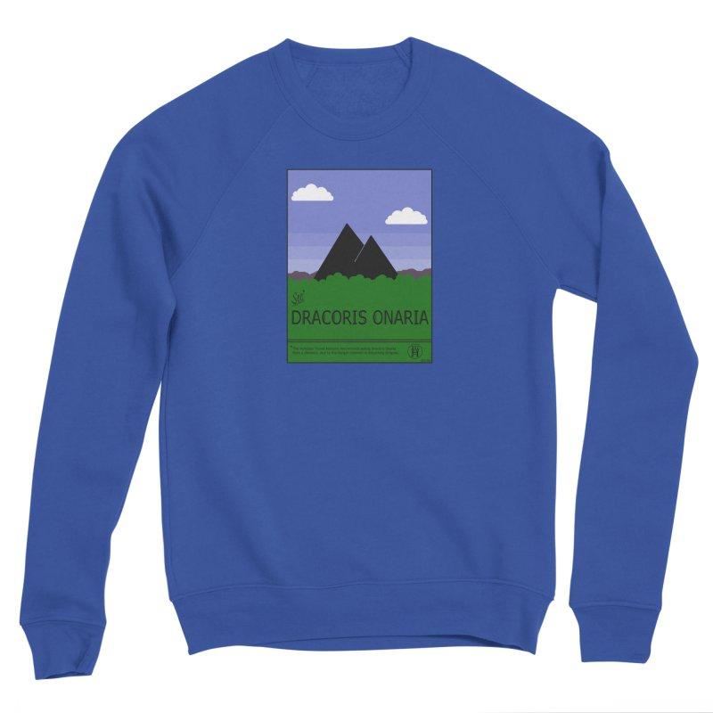 Travel Poster: Dracoris Onaria Men's Sweatshirt by wchwriter's Artist Shop