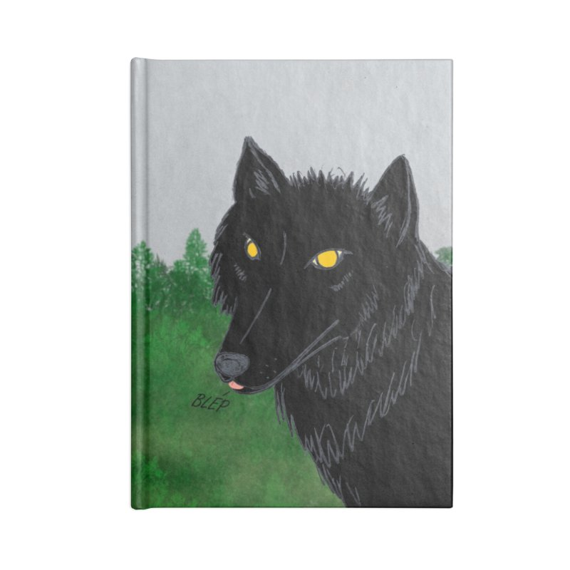 Blep Accessories Lined Journal Notebook by wchwriter's Artist Shop