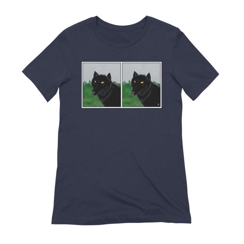 Blep Women's Extra Soft T-Shirt by wchwriter's Artist Shop
