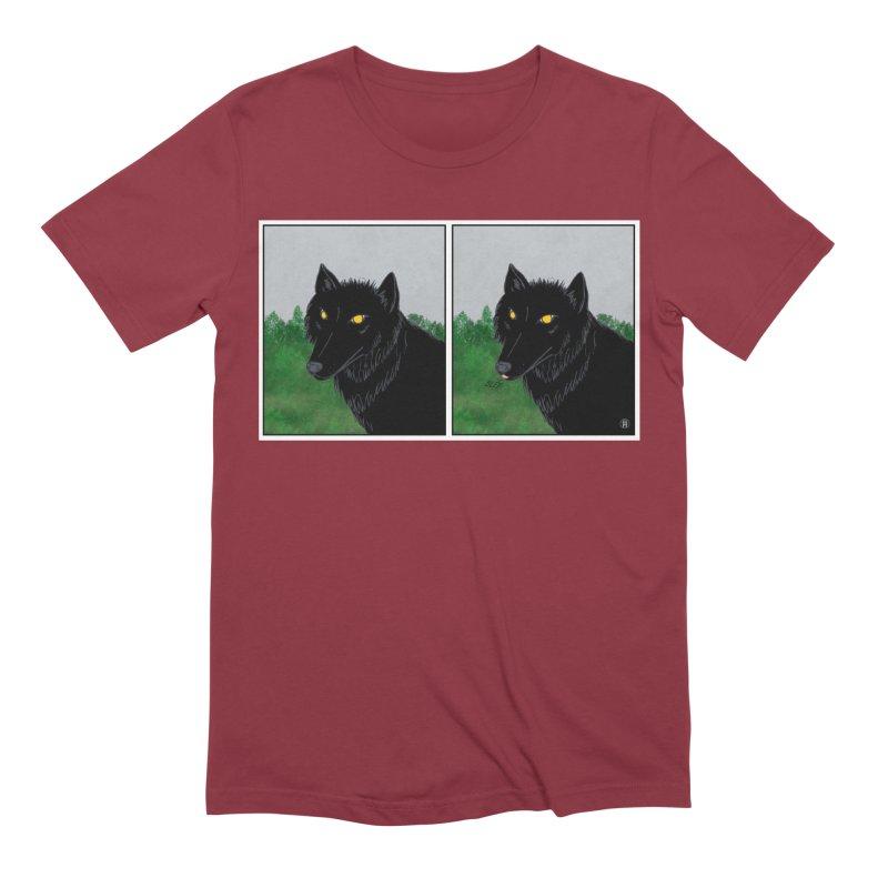 Blep Men's Extra Soft T-Shirt by wchwriter's Artist Shop