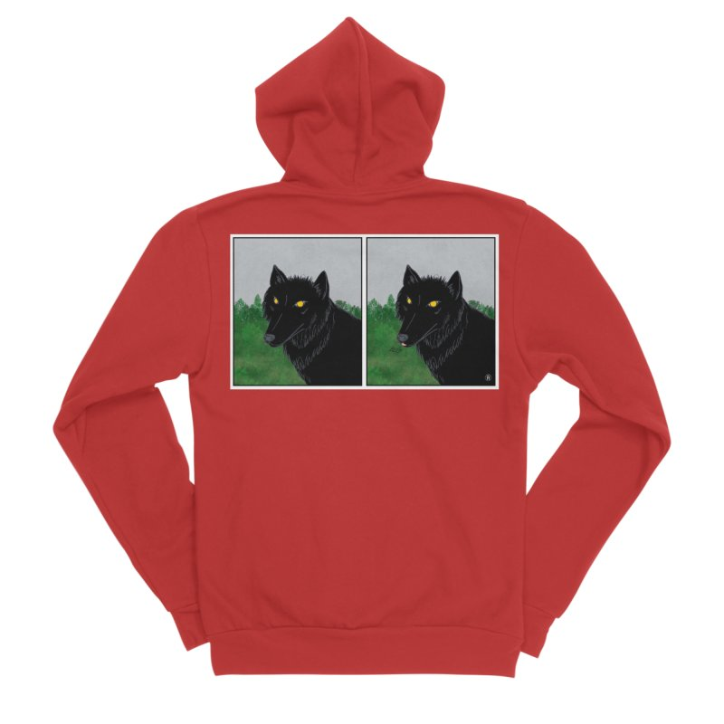 Blep Men's Zip-Up Hoody by wchwriter's Artist Shop