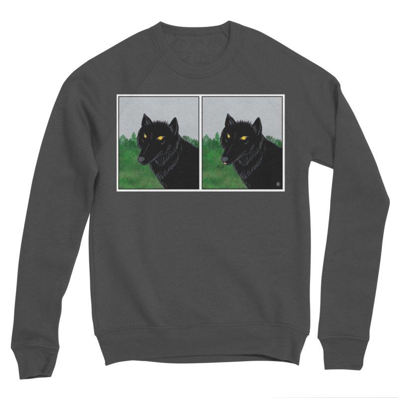 Blep Men's Sponge Fleece Sweatshirt by wchwriter's Artist Shop