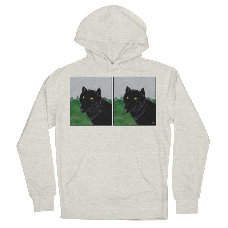 Blep Women's French Terry Pullover Hoody by wchwriter's Artist Shop