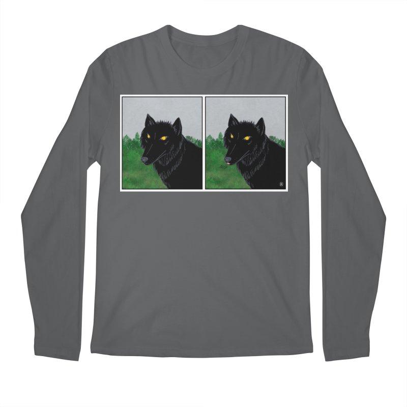 Blep Men's Regular Longsleeve T-Shirt by wchwriter's Artist Shop