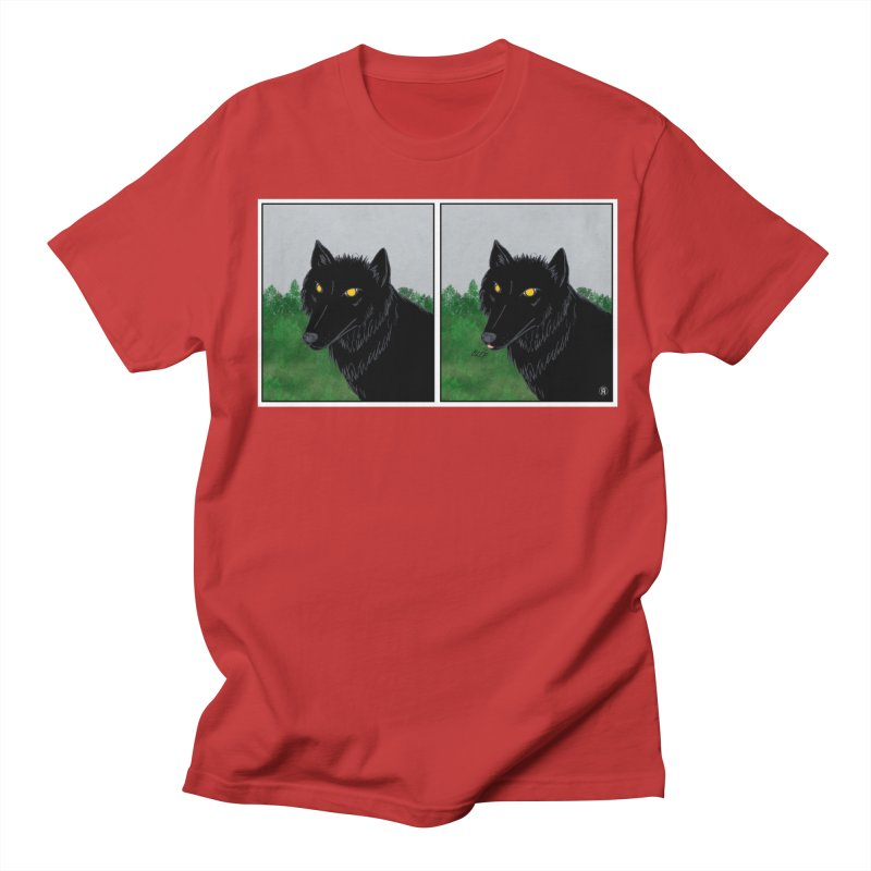 Blep Men's Regular T-Shirt by wchwriter's Artist Shop