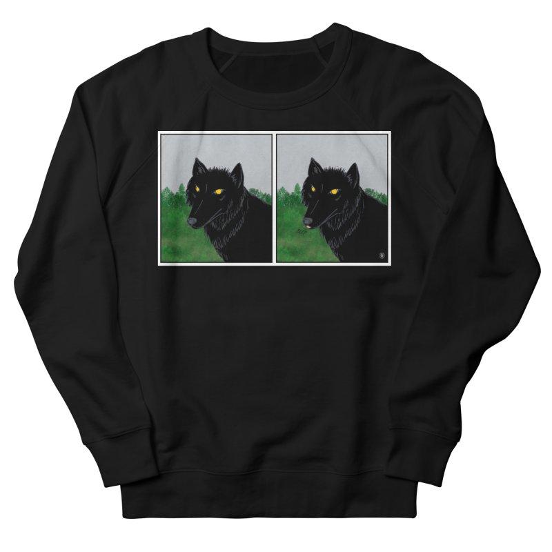 Blep Women's French Terry Sweatshirt by wchwriter's Artist Shop