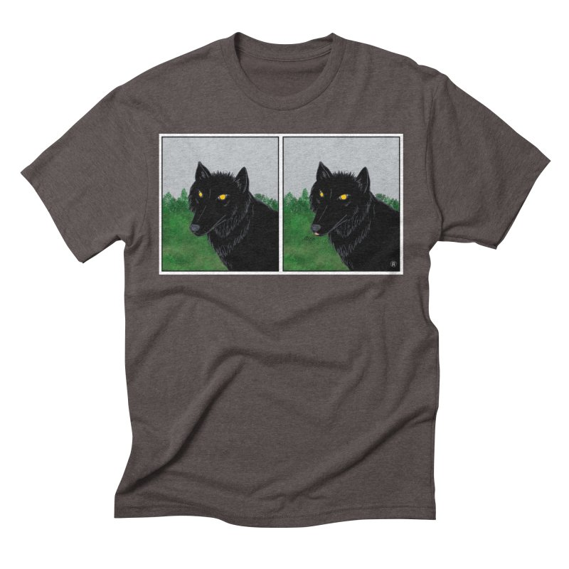 Blep Men's Triblend T-Shirt by wchwriter's Artist Shop