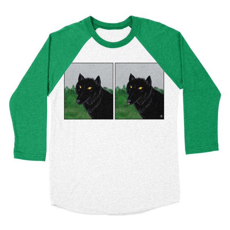 Blep Men's Baseball Triblend Longsleeve T-Shirt by wchwriter's Artist Shop