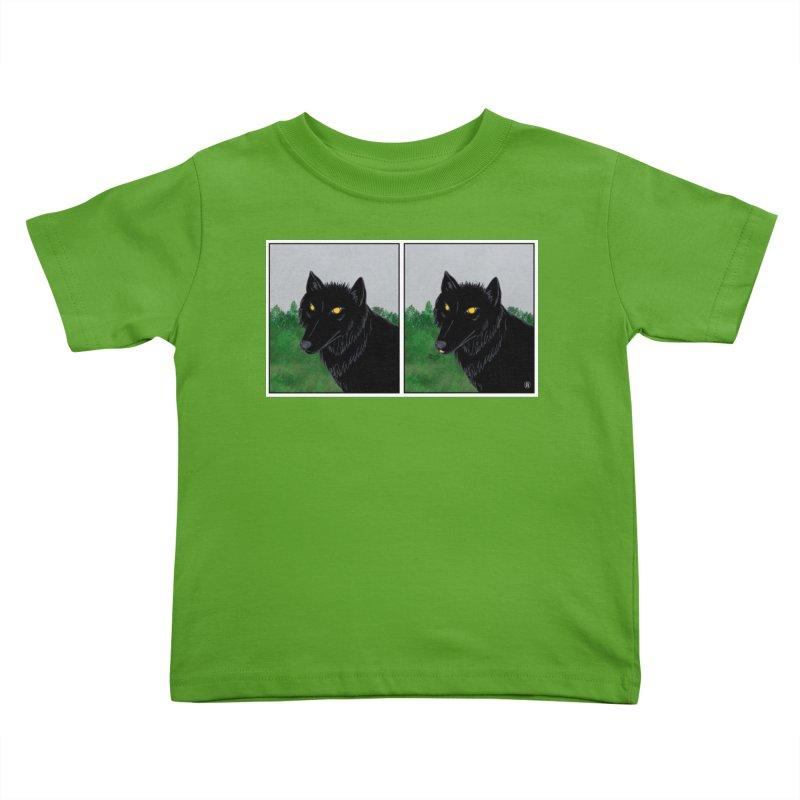 Blep Kids Toddler T-Shirt by wchwriter's Artist Shop