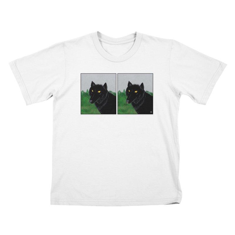Blep Kids T-Shirt by wchwriter's Artist Shop