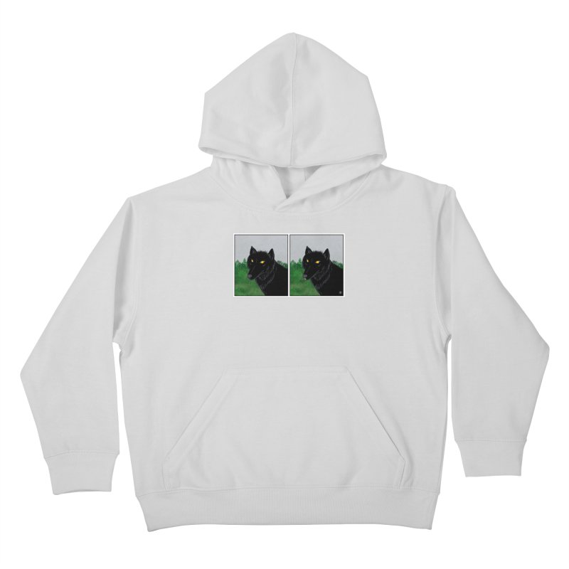 Blep Kids Pullover Hoody by wchwriter's Artist Shop