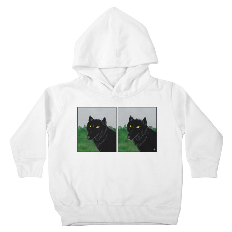 Blep Kids Toddler Pullover Hoody by wchwriter's Artist Shop