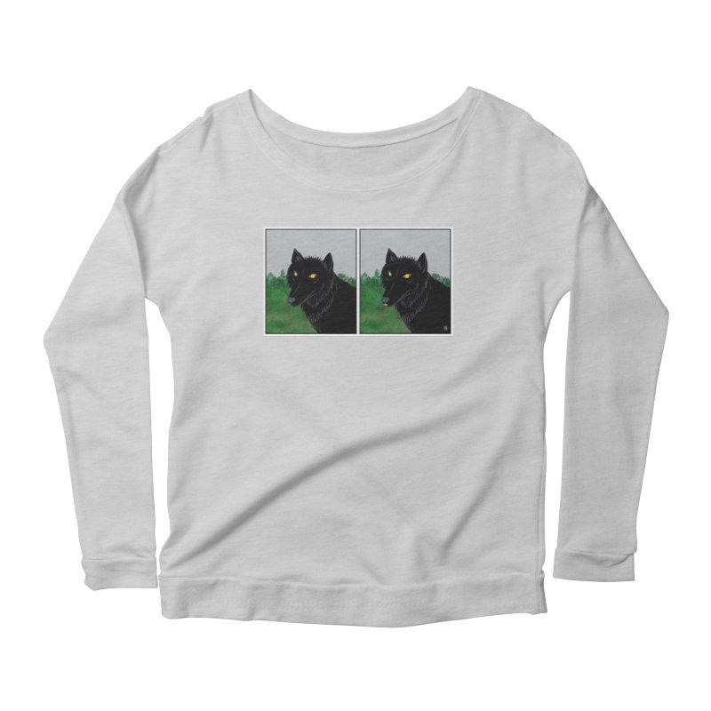 Blep Women's Scoop Neck Longsleeve T-Shirt by wchwriter's Artist Shop
