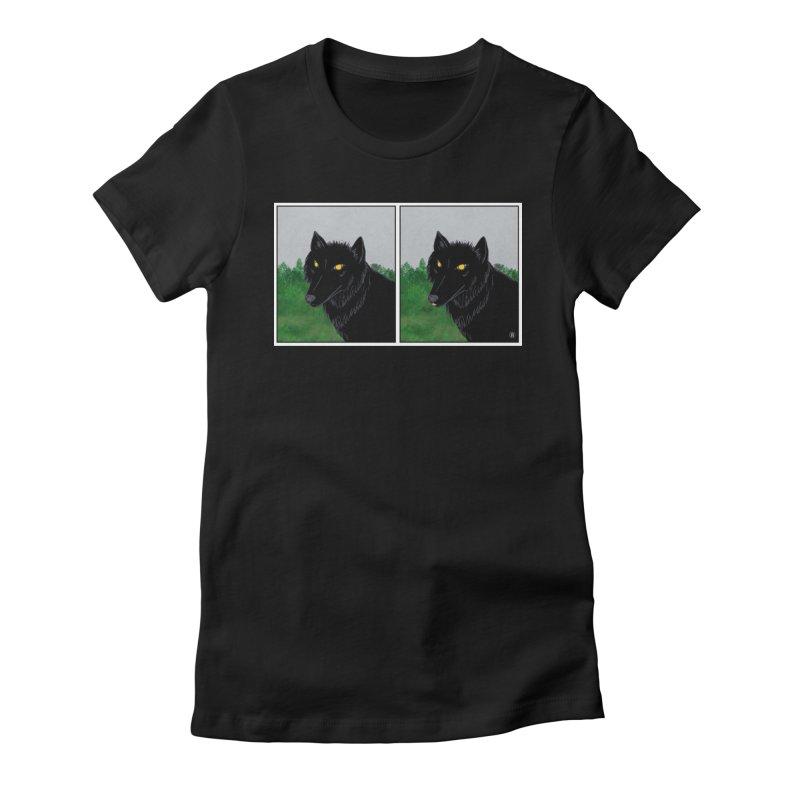 Blep Women's T-Shirt by wchwriter's Artist Shop