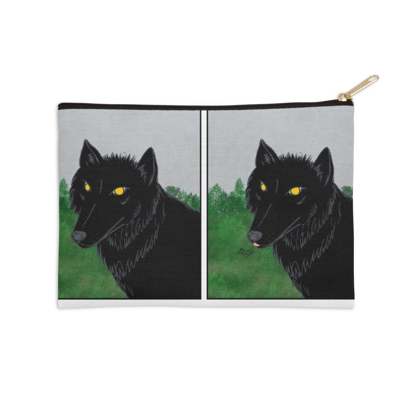 Blep Accessories Zip Pouch by wchwriter's Artist Shop