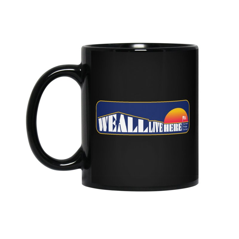 WALH Sunset Ridge Accessories Standard Mug by we all live here