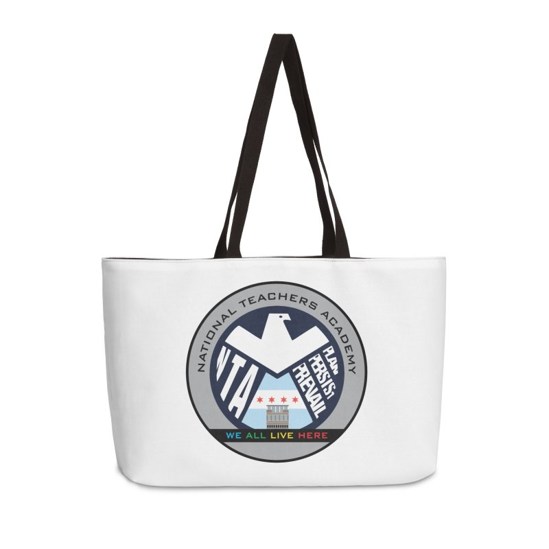 NTA Accessories Weekender Bag Bag by we all live here
