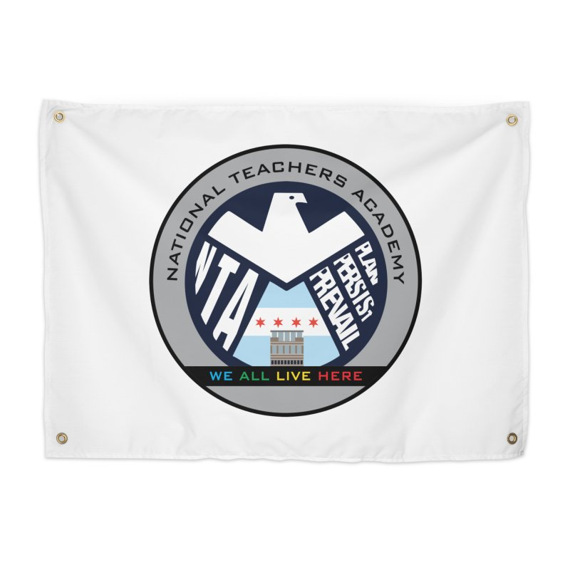 NTA Home Tapestry by we all live here