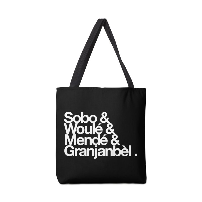 GwokaBeats II Accessories Bag by WeandJeeb's Artist Shop