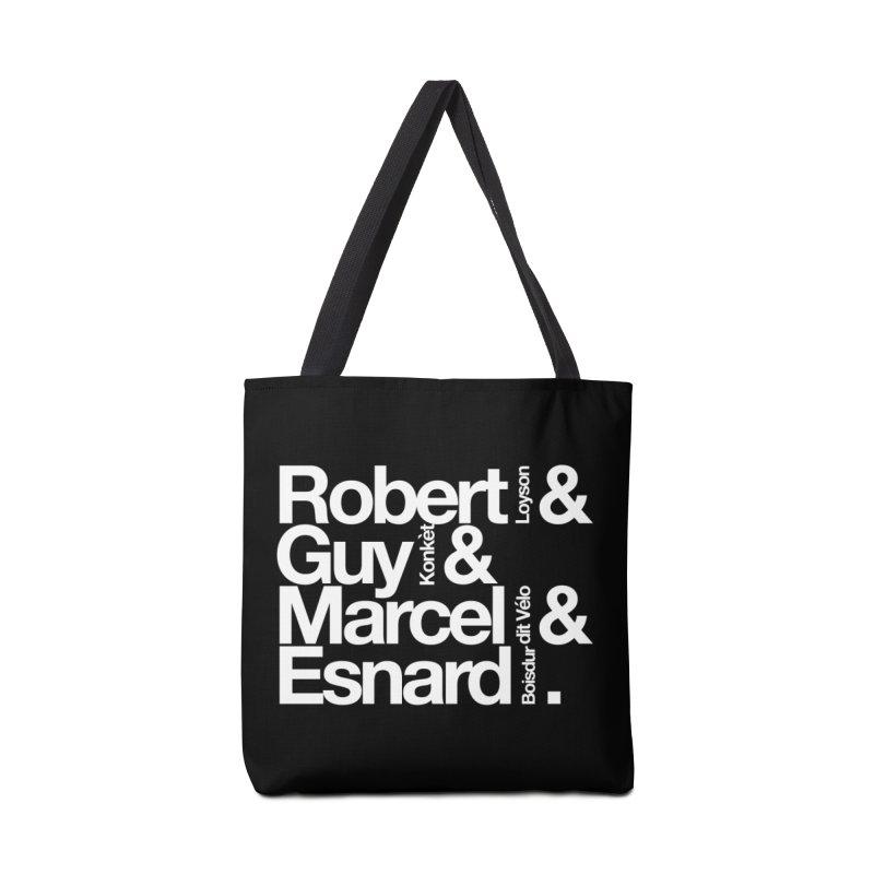 GwokaMasters  Accessories Bag by WeandJeeb's Artist Shop