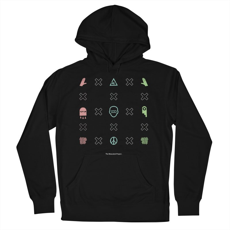 Dispose x multiply (clr) Men's Pullover Hoody by WeandJeeb's Artist Shop