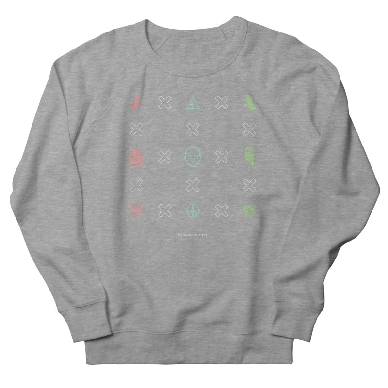 Dispose x multiply (clr) Women's Sweatshirt by WeandJeeb's Artist Shop