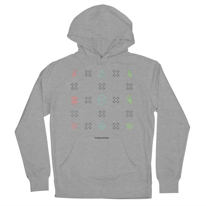 Dispose x multiply (clr-b) Women's Pullover Hoody by WeandJeeb's Artist Shop