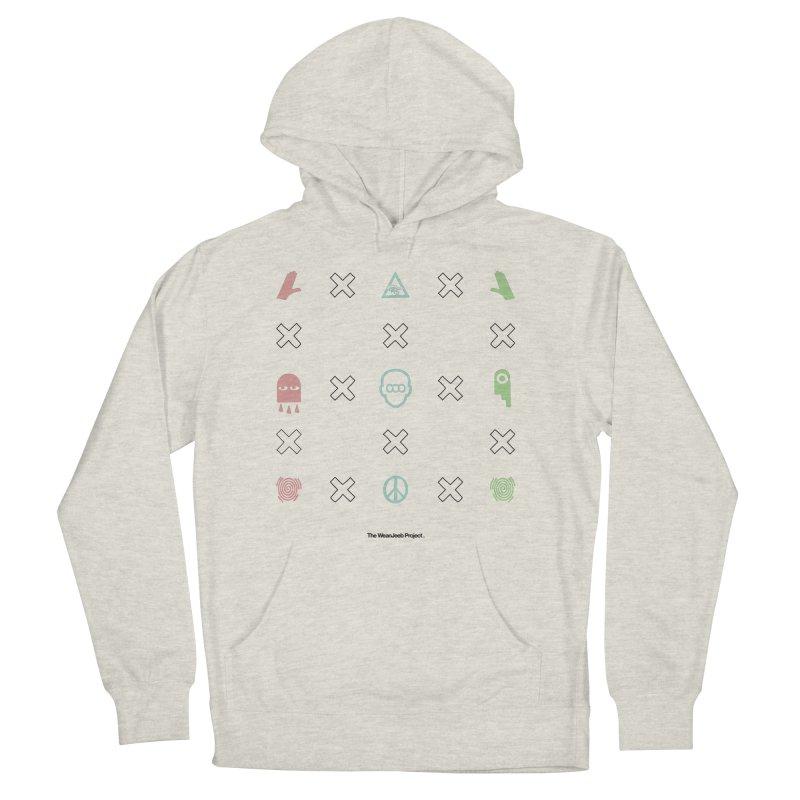 Dispose x multiply (clr-b) Men's Pullover Hoody by WeandJeeb's Artist Shop