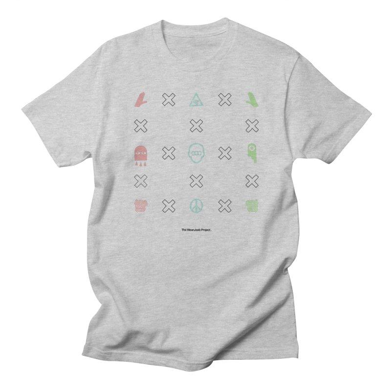 Dispose x multiply (clr-b) Men's T-Shirt by WeandJeeb's Artist Shop