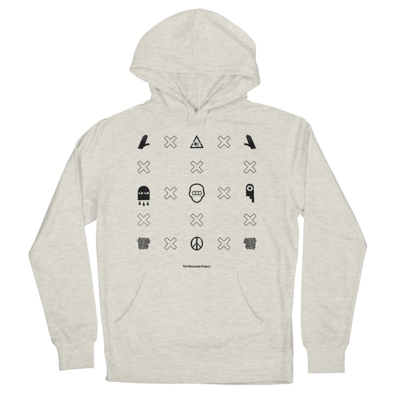 Dispose x multiply (bow) Men's Pullover Hoody by WeandJeeb's Artist Shop