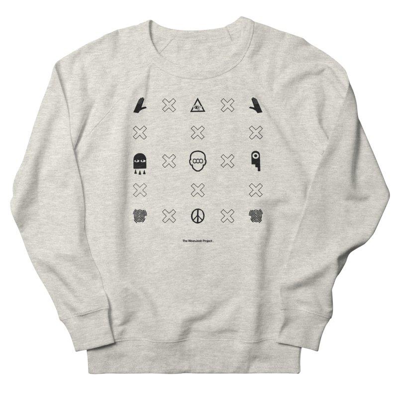 Dispose x multiply (bow) Men's Sweatshirt by WeandJeeb's Artist Shop