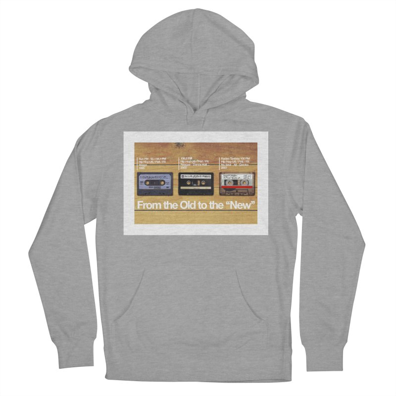 "From the Old to the ""New"" Men's Pullover Hoody by WeandJeeb's Artist Shop"