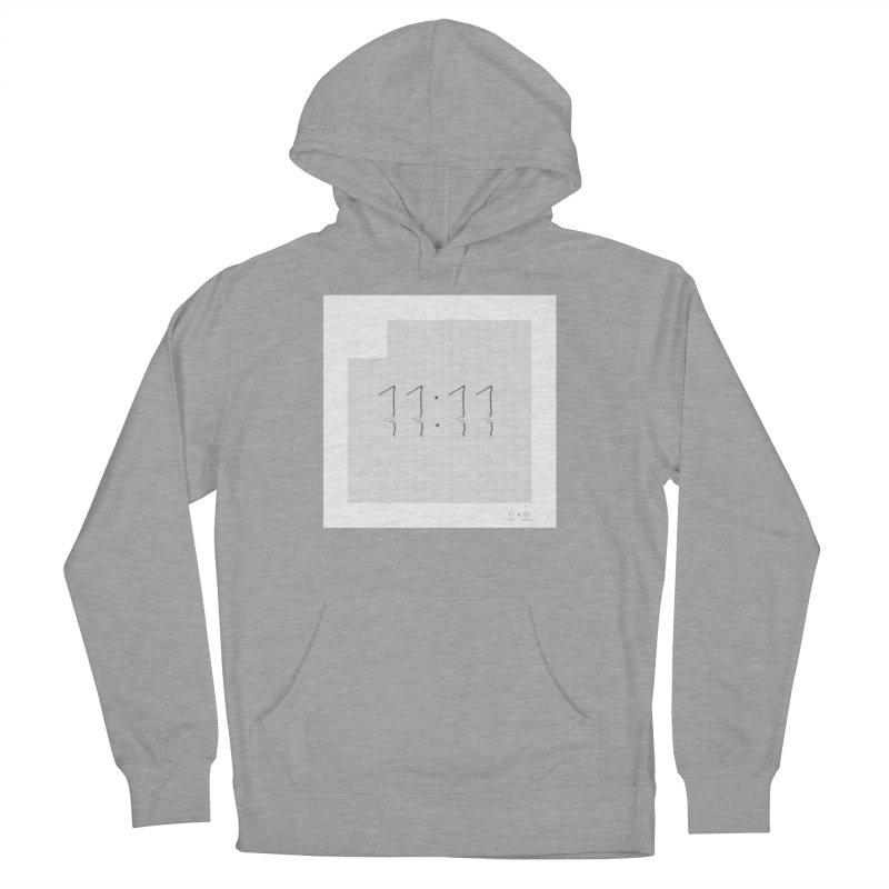 Slim Hours 11:11 Men's Pullover Hoody by WeandJeeb's Artist Shop