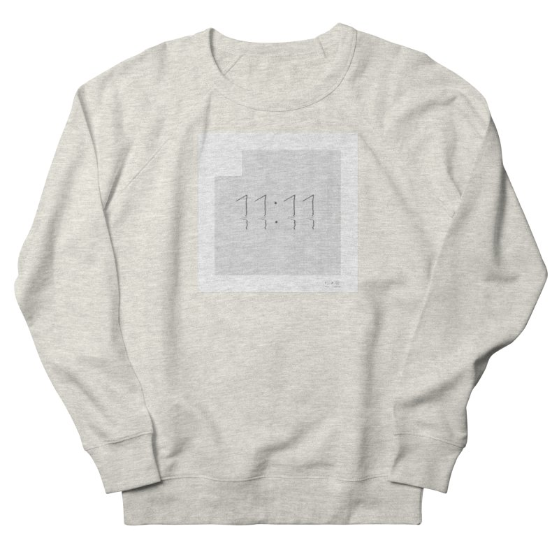 Slim Hours 11:11 Men's Sweatshirt by WeandJeeb's Artist Shop