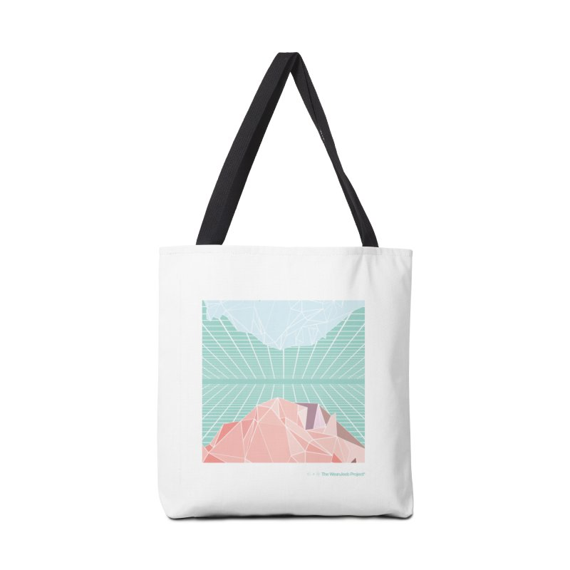 Coral & Mint Games Accessories Bag by WeandJeeb's Artist Shop
