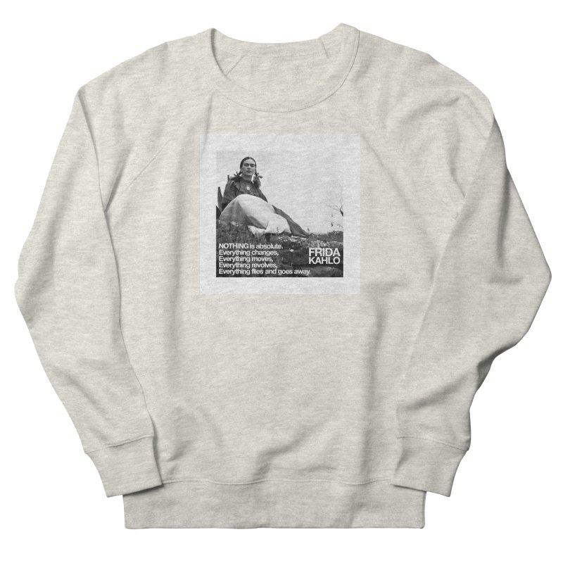 Frida (I) Women's Sweatshirt by WeandJeeb's Artist Shop