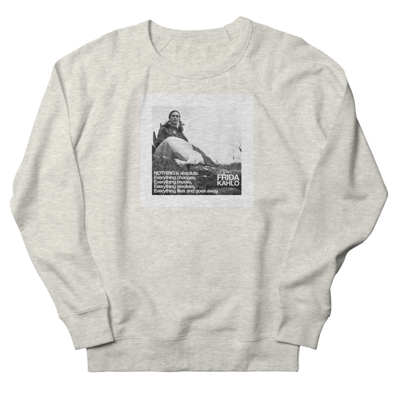 Frida (I) Men's Sweatshirt by WeandJeeb's Artist Shop