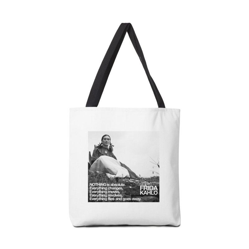 Frida (I) Accessories Bag by WeandJeeb's Artist Shop