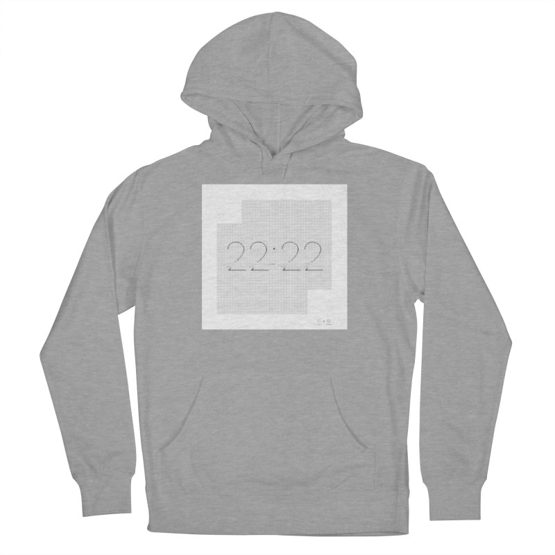 Slim Hours 22:22 Women's Pullover Hoody by WeandJeeb's Artist Shop