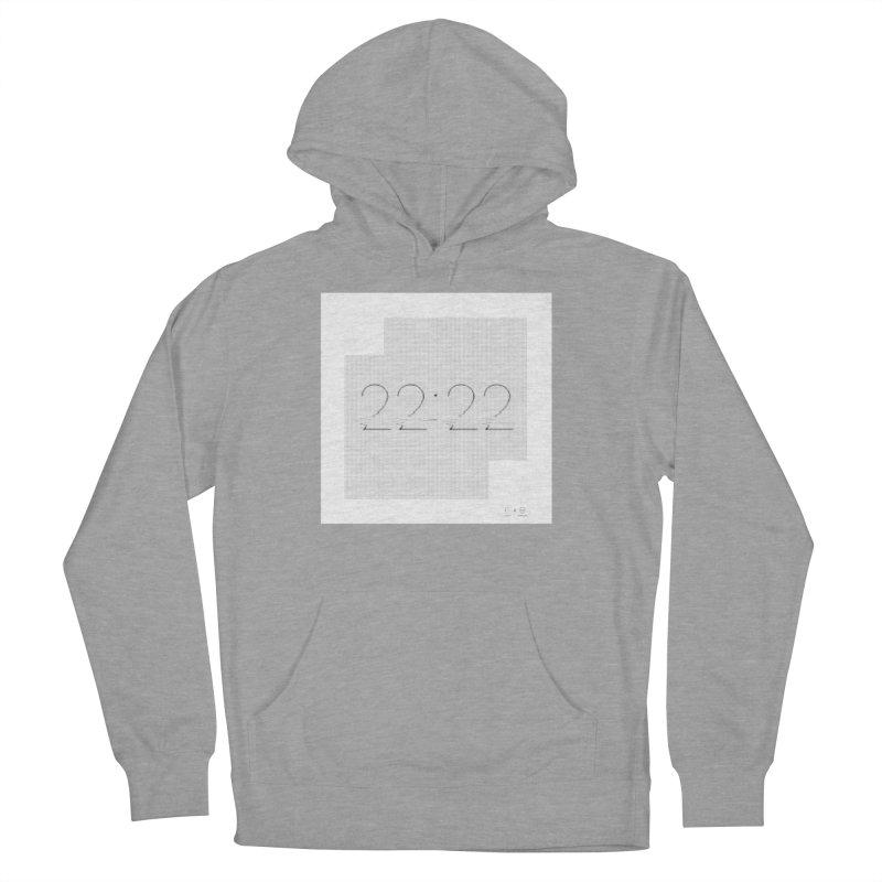 Slim Hours 22:22 Men's Pullover Hoody by WeandJeeb's Artist Shop