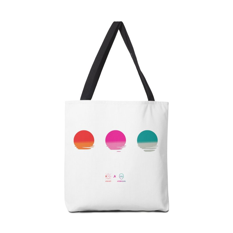 Withheld time Accessories Bag by WeandJeeb's Artist Shop